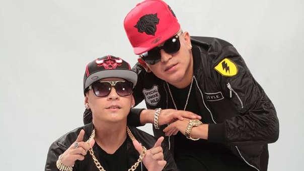 Los Rem Stone es el duo de música urbana conformada por Bobby (izq.) y Omega (der.), el cual se fundó en el Callao.