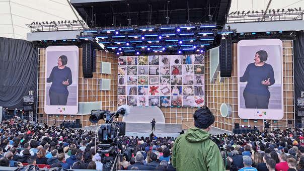 Se presentaron novedades en Lens y realidad aumentada en el Google I/O