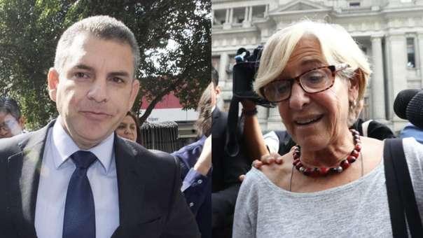 Este lunes se evaluaba el pedido de prisión preventiva contra la ex alcaldesa.