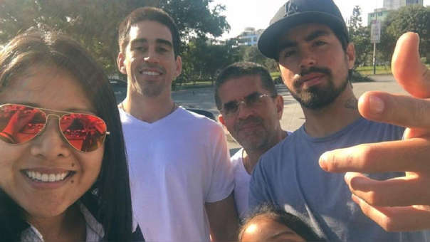 Tula Rodríguez y los hijos de Javier Carmona estarían en proceso de conciliación