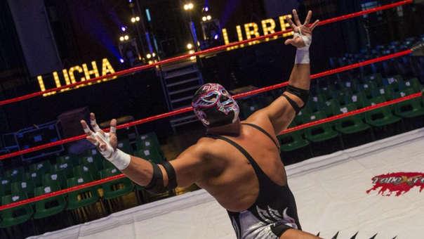 Cesar Barrón, también conocido como Silver King.