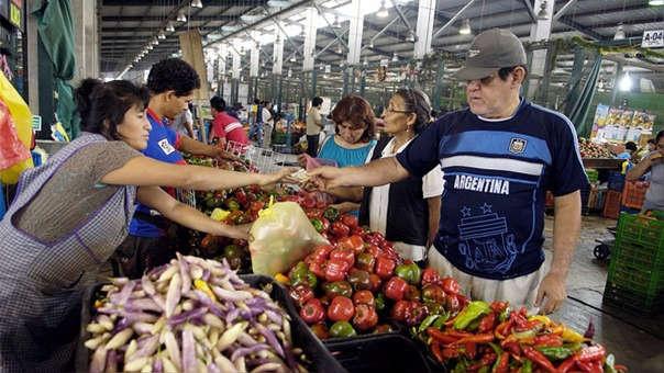 Precios se mantienen estables en mercado mayorista de Lima.