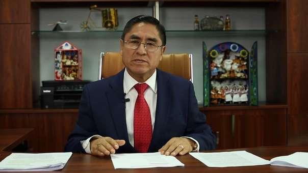César Hinostroza permanece prófugo de la justicia peruana.