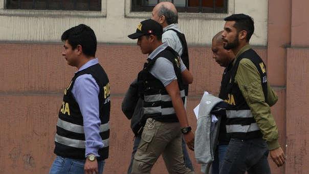 El juez vinculado al expresidente de la Corte Superior del Callao, Walter Ríos, fue captura el lunes de la semana pasada.