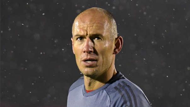 Arjen Robben se despide del Bayern Munich: ¿Cómo quiere que sea su despedida?