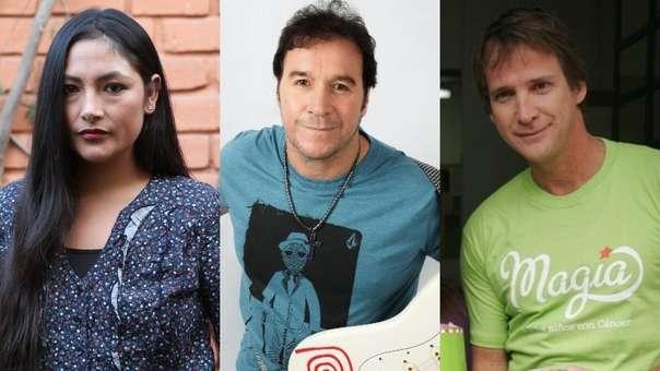 La fiscal señaló que los tres artistas recibieron un pago por su participación en la campaña.