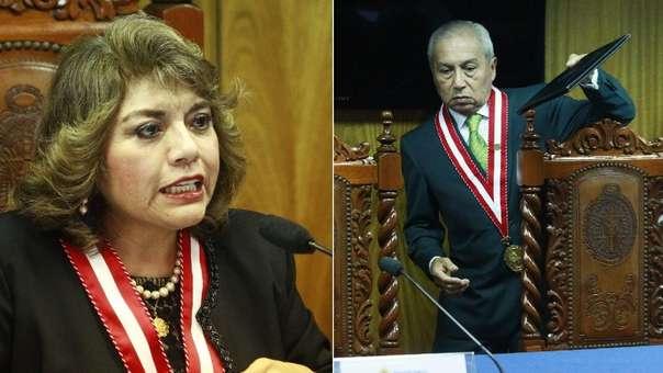 Ávalos presentó una denuncia constitucional contra Chávarry,