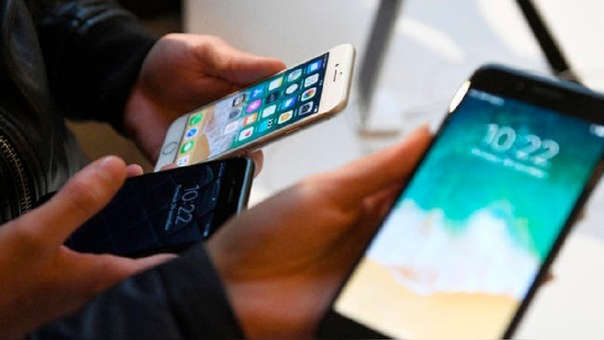 f68b3c4b12d La competencia en el mercado de telefonía móvil se ha dinamizado. | Fuente:  AFP