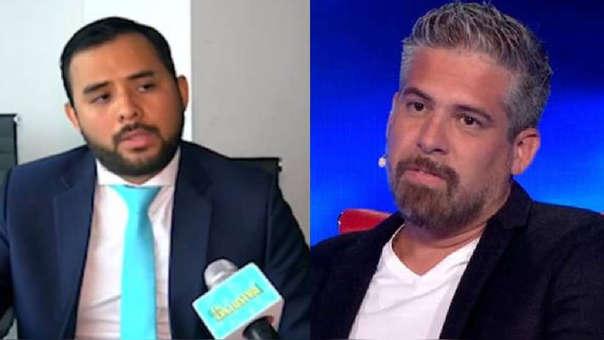 Abogado de Sheyla Rojas demanda por difamación agravada a Pedro Moral por decir que ofreció sus servicios a cambio de 'canje'.