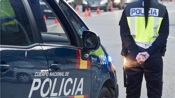 ESPAÑA POLICÍA