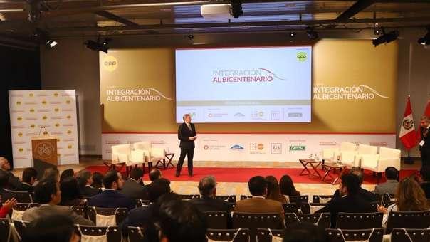 Segundo Foro Integración al Bicentenario