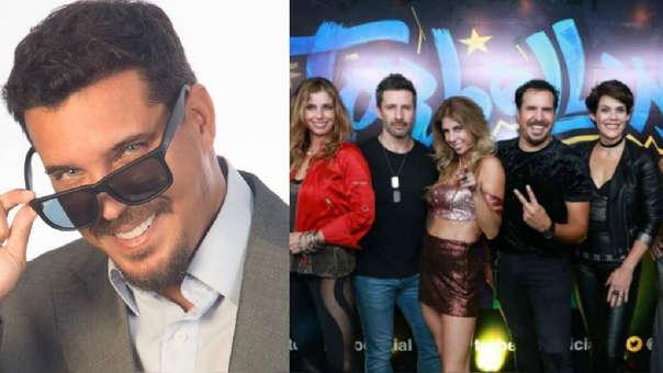 Gabriel Calvo recuerda sus inicios en la televisión y su visita al programa