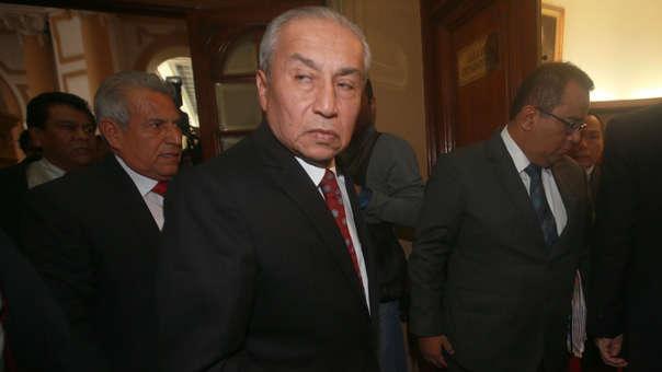 Los informes fueron presentados ante la Subcomisión de Acusaciones Constitucionales.