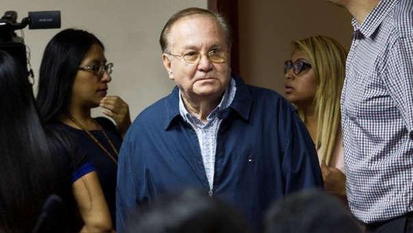 Poder Judicial confirmó prisión preventiva de 36 meses contra Luis ...