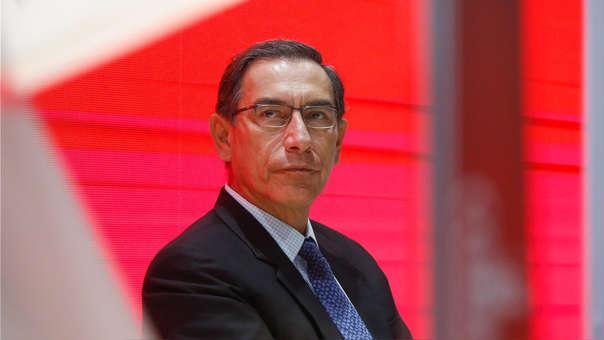 La popularidad del presidente Vizcarra cayó por quinto mes consecutivo y llegó a 42%,
