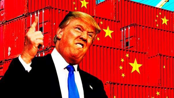 Una orden ejecutiva de Donald Trump empezó los problemas para Huawei.