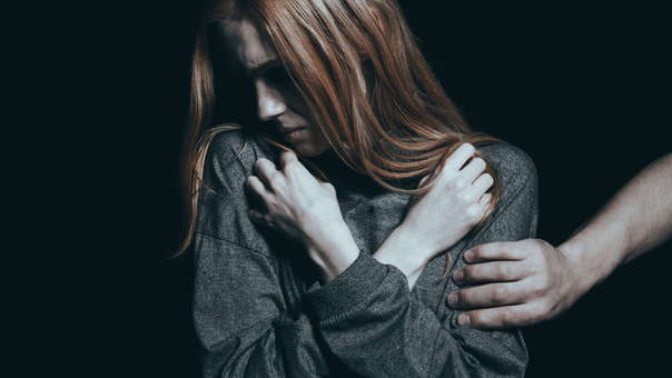 La mujer afectada tiene dos hijos con su agresor de 10 y 2 años.