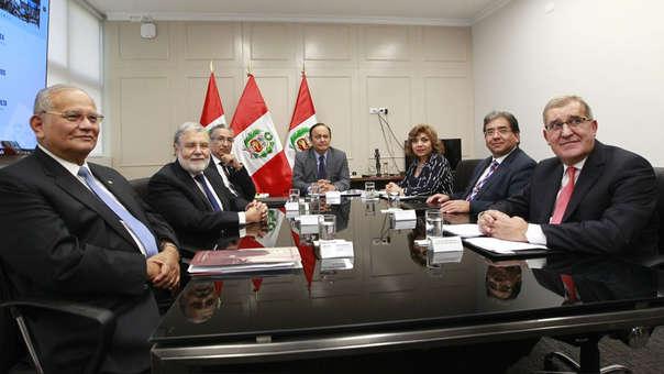 Comisión Especial de la Junta Nacional de Justicia