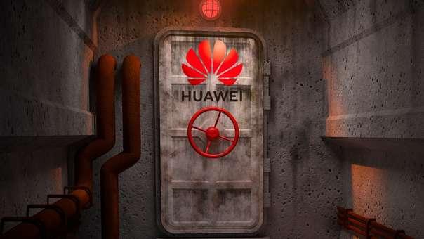 Huawei se preparó para las consecuencias de la guerra comercial.