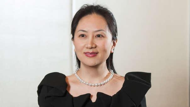 Meng Wanzhou tiene 47 años.