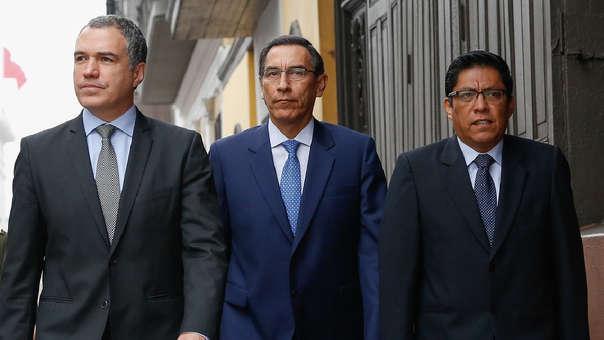 El mandatario defendió la inasistencia del PCM y el ministro de Justicia.