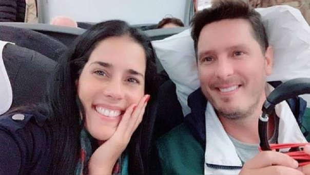 Cristian Rivero sorprendió a Gianella Nyeras con romántico detalle desde Italia.