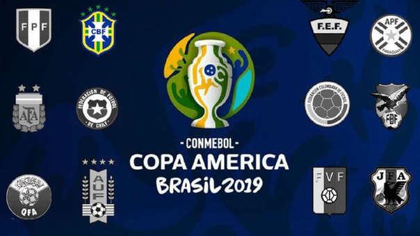 Fixture de Brasil en Copa América 2019:  Calendario de partidos