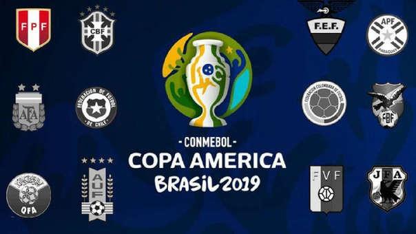 Fixture de Perú en la Copa América 2019
