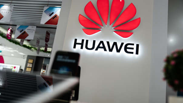 CHINA-US-TRADE-DIPLOMACY-TELECOM-HUAWEI