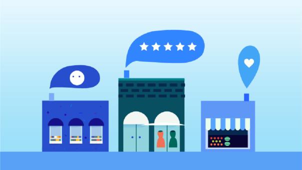 Google ha añadido la posibilidad de solicitar un delivery en Maps
