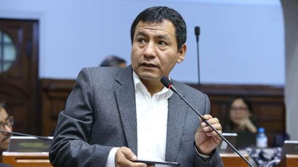 Congresista de Fuerza Popular fue condenado a cinco años de prisión.