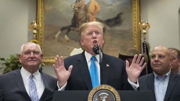 EL Presidente Trump ha dejado abierta la posibilidad de incluir a Huawei en un acuerdo comercial con China