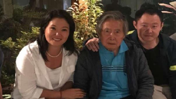 Keiko Fujimori cumple hoy 44 años.