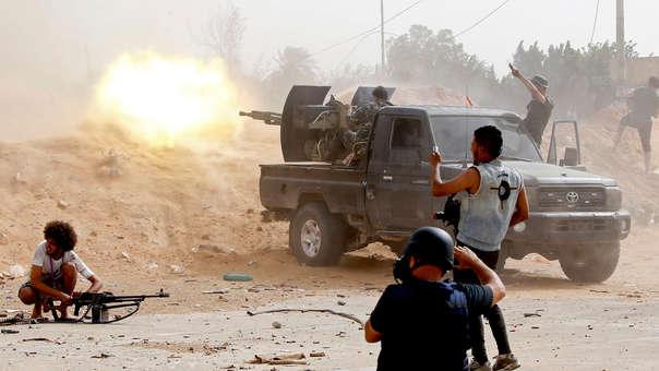 Guerra civil en Libia