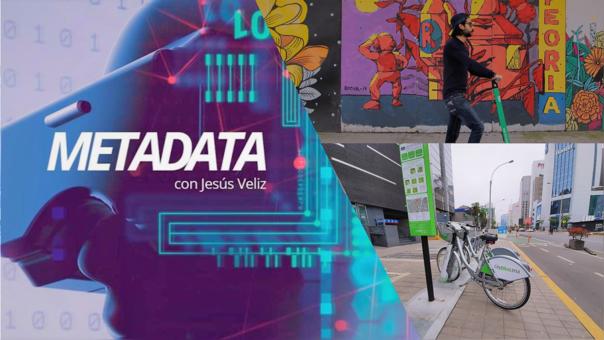 El nuevo episodio de METADATA cubre los dos formatos de micro movilidad en la ciudad
