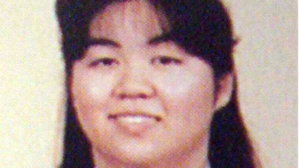 Chisako Kakehi durante su juventud