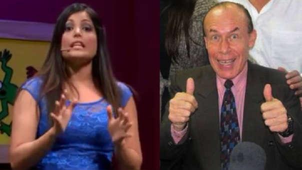Clara Seminara  denuncia a Enrique Espejo, conocido como 'Yuca' por tocamientos indebidos.