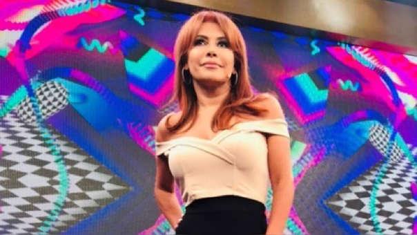 Magaly Medina ha estado luchando por el ráting desde que regresó a la televisión.
