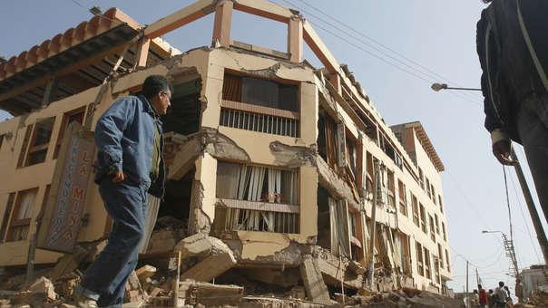 El servicio se vio afectado en 22 centros poblados de la selva.