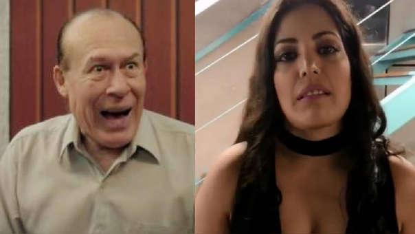 Clara Sminara evalúa actuar con acciones legales contra Enrique Espejo 'Yuca'.