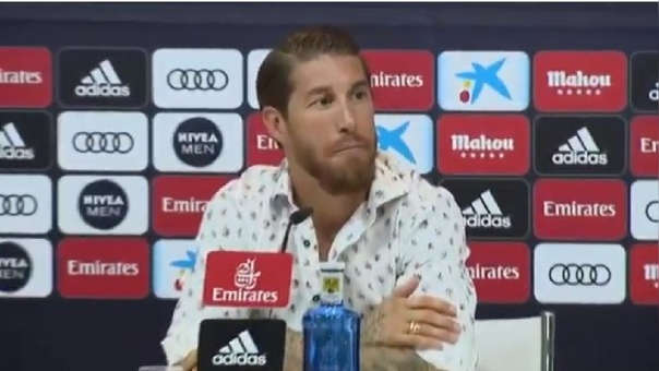 Sergio Ramos en Real Madrid