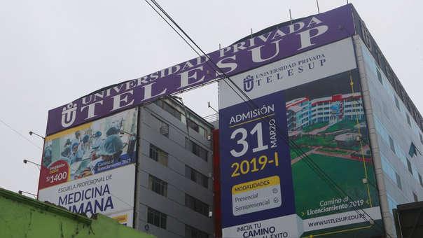 La Universidad Privada telesup ofrece 42 programas de estudio y atiende a 20,274 estudiantes.