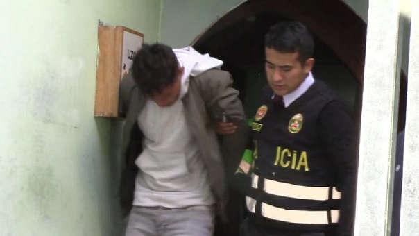 Luis Campos Mendiola fue denunciado por violación sexual.