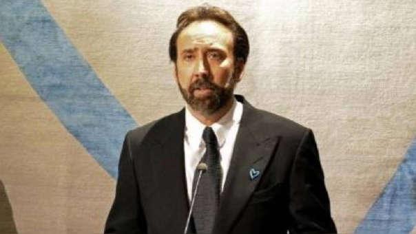 Nicolás Cage se divorcia de su cuarta esposa tras tres meses de haberse casado