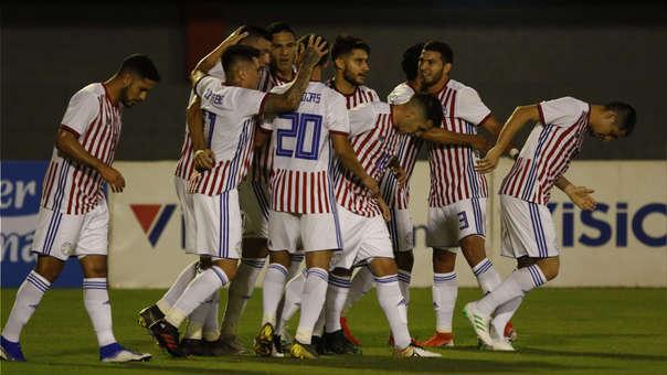 Paraguay vs. Honduras