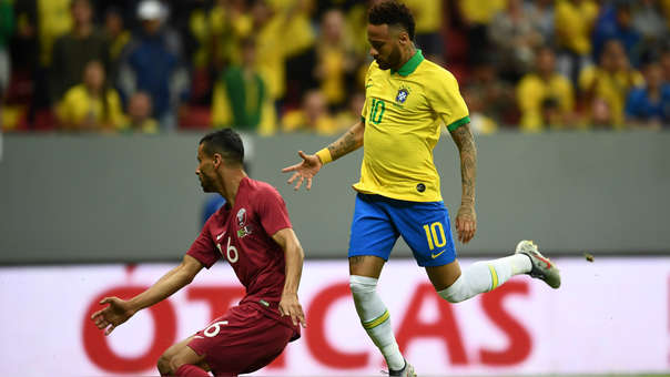 Brasil vs. Qatar