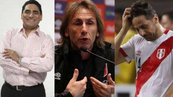 Carlos Álvarez parodia a Ricardo Gareca por no convocar a Claudio Pizarro para la Copa América 2019
