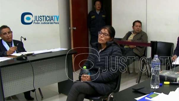 Leonor Soledad Velásquez Gonzáles es acusada del delito de lesiones culposas en agravio de los 6 escolares.