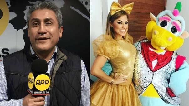 'Timoteo' asegura que mantiene buena relación con Karina Rivera