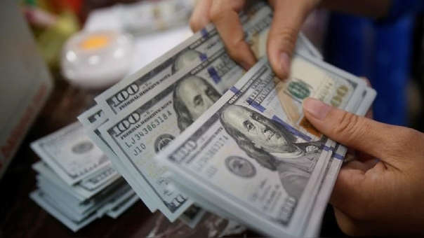 En los 12 últimos meses del año, la moneda extranjera acumula una baja de -1.87%.